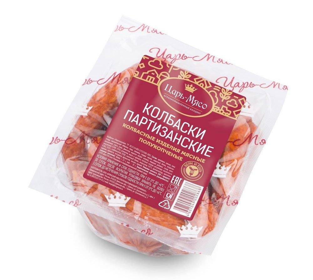 Колбаски «Партизанские»