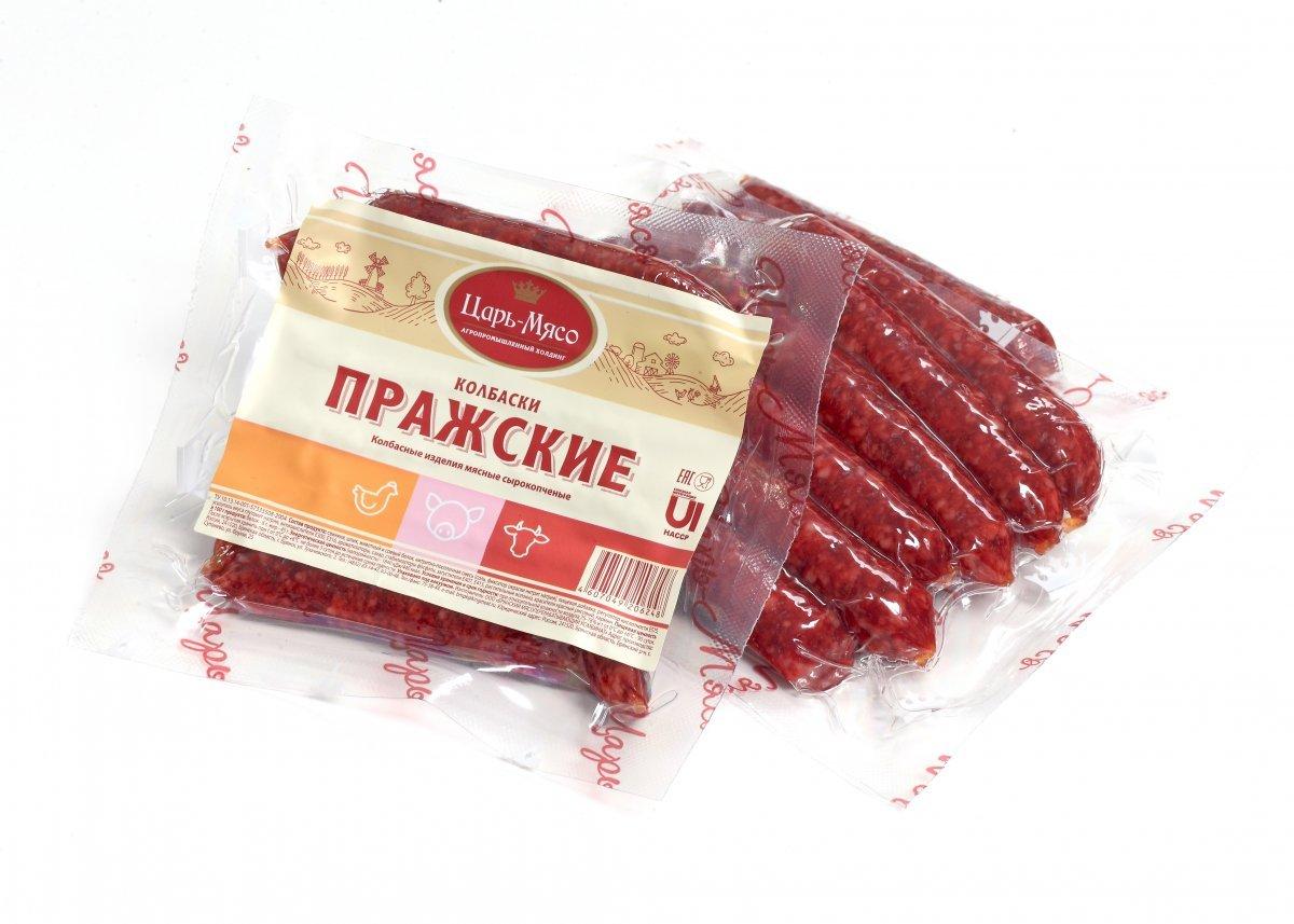 Колбаски «Пражские»