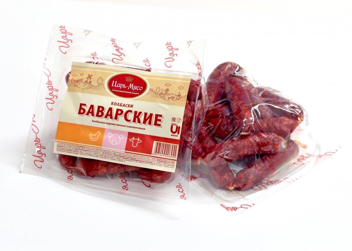 Колбаски «Баварские»